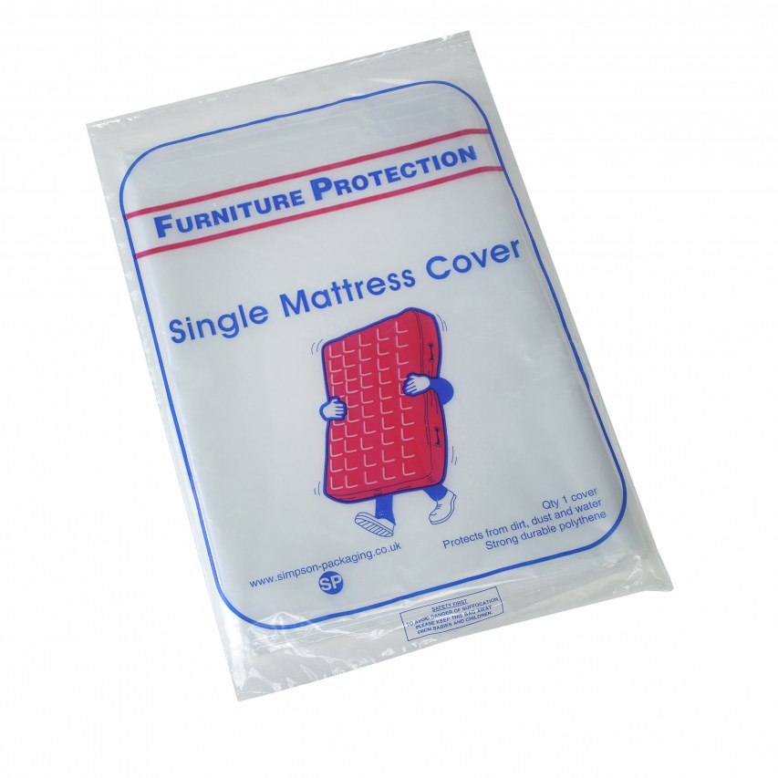 Self Storage single mattress cover