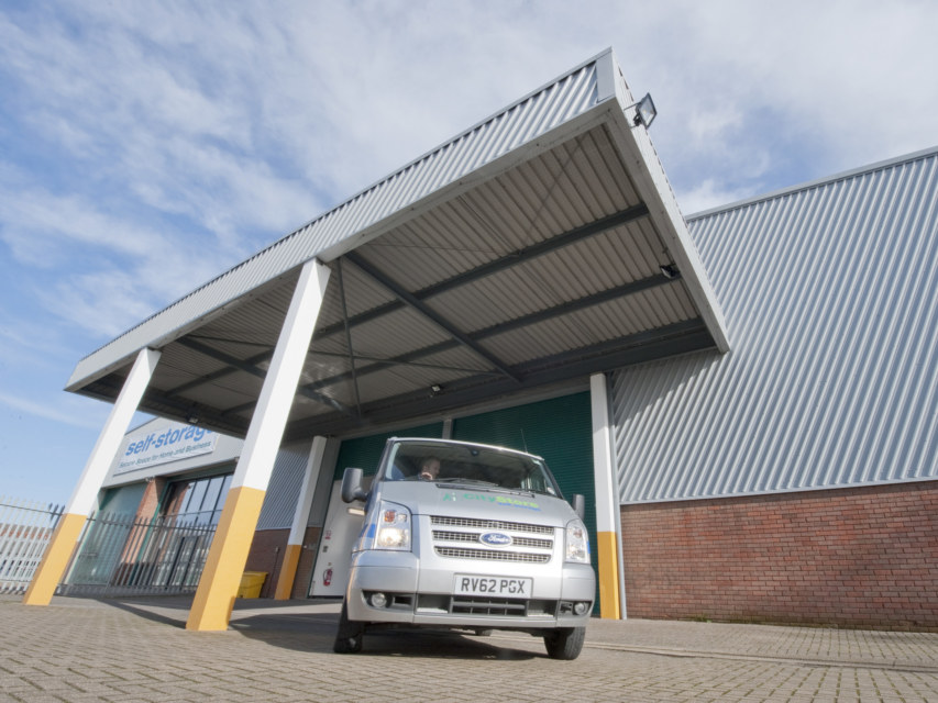 Self Storage in Luton and Dunstable