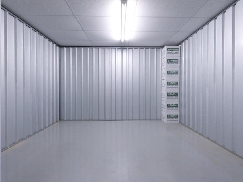 100sqft Storage unit