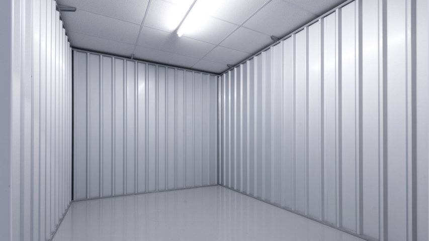 Storage unit 100sqft