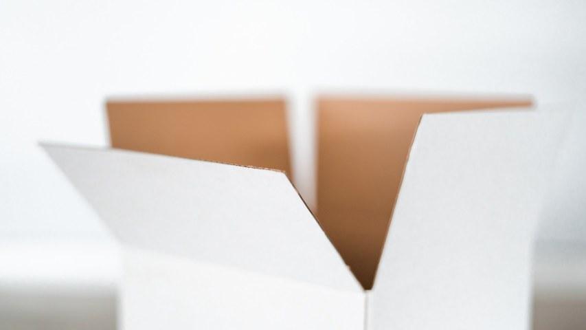 Self Storage box