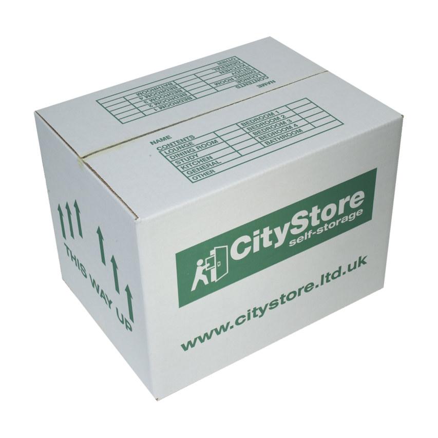 self storage small box