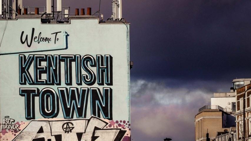 Self Storage Kentish Town